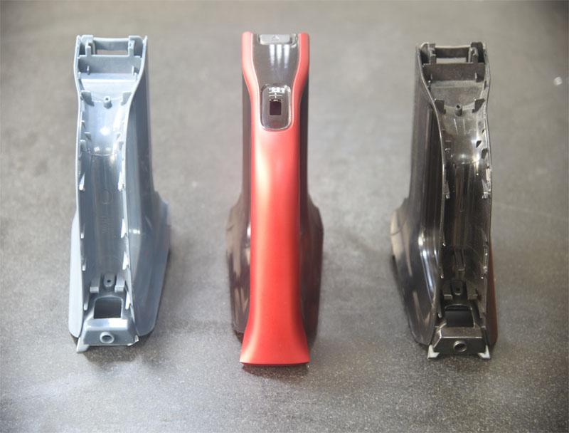 Plastic Vacuum Cleaner handle