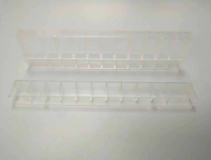 Plastic Chip Box